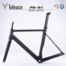 Aero Carbon Fiber 700C Road Racing Bicycle Frames+Fork T800 Road Bicycle Frames