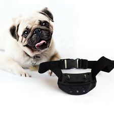 Pet Anti Bark No Barking Tone Shock Control Electric Collar For Small Medium Dog