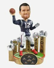 NEW ENGLAND PATRIOTS TOM BRADY 6X SUPER BOWL CHAMPION BOBBLEHEAD Ltd Ed