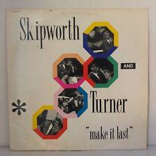 "Skipworth & Turner – Make It Last (Vinyl, 12"", Maxi 45 Tours)"