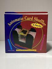 Automatic Card Shuffler, Poker Card Shuffling Game Machine Us Fast Shipping
