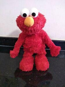 """Fisher Price Elmo Talking Singing Sesame Street Interactive Toy 15"""" Mattel 2007"""