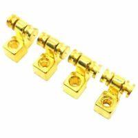 4 pcs/set Roller Guitar String Tree Guide Retainer Guitar Parts Replacement V6N8