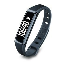 Beurer AS 80 Aktivitätssensor Schwarz Fitness-Armband Bluetooth-Technologie