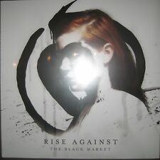 Vinyl LP NEU + OVP Rise Against ‎– The Black Market - Punk Rancid Nofx Blink-182