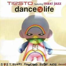 Tiesto feat Maxi Jazz - Dance4Life CD RARE RUSSIAN EDITION