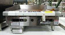 Imperial Itg 24 Commercial 24 Gas Thermostat Countertop Griddle