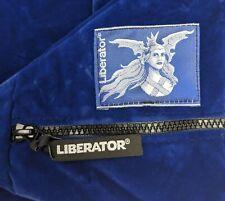 Set of 2 Liberator Wedge Covers Combo Ramp Cover Blue Microfiber