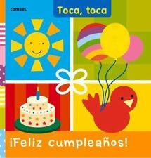 Feliz cumpleaos! (Toca toca series) (Spanish Edition) Ladybird Books Ltd. Good