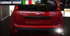 LAMPADA RETROMARCIA LED T15 W16W CANBUS PER FIAT PANDA 6000K NO ERROR