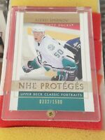 2002-03 UD Classic Alexei Smirnov #101 hockey card