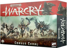 CORVUS CABAL WARCRY Age of Sigmar Warhammer Sealed
