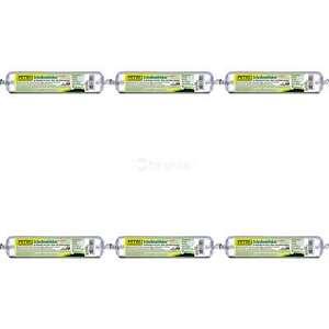 6x PETEC 400ml Scheibenkleber Economic Primerlos Screen Adhesive UV-Beständig