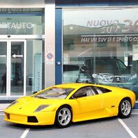 Lamborghini Murcielago Yellow 1:43 Scale Die-cast Collector Model Deagostini