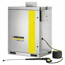 Karcher HDS 9/15C 415 Volt Static Hot Steam Cleaner Jet Wash Pressure Washer