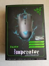 New Sealed In Retail Box Razer Imperator Ergonomic Lazer USB Wired Gaming Mouse