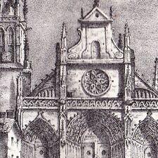Cathédrale Bazas Saint Jacques de Compostelle Aquitaine Guyenne Gironde