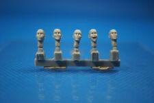 Resin Kit 627 1/35 Female Head Set