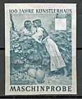 Probedruck Test Stamp Specimen Pruebas Staatsdruckerei Wien Mi.Nr. 1088