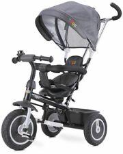 Toyz Buzz Grey Dreirad für Kinder Fahrrad Kinderwagen Kinderdreirad