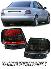 REAR TAIL LED SMOKE LIGHT FOR AUDI A4 B5 94-00 LIMOUSINE LAMPS FANALE