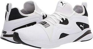 Men's Shoes PUMA SOFTRIDE RIFT BREEZE Run Athletic Sneakers 19506703 WHITE BLACK