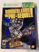 Borderlands: The Pre-Sequel Microsoft Xbox 360 w/Cover! New Video Game Gift