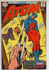 The Atom (1962): 35 ~ Fn/Vf ~ Gil Kane ~ C16-31H