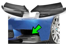 For BMW Front Diffuser Carbon Splitter Front Flaps Extreme Sports Look Tuning