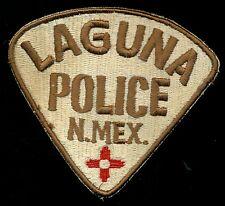 Laguna Police New Mexico Patch A-3