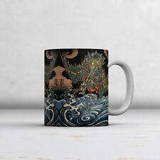 Utagawa Kuniyoshi: Dragon. Fine Art Mug/Cup. Ideal Gift.