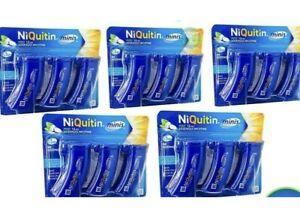 New Unopened NIQUITIN MINIS 1.5mg Mint Lozenges X 300