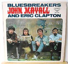 John Mayall/Eric Clapton/Bluesbreakers Japan 1969 Original London LP with insert
