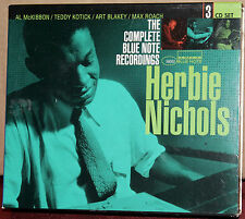 BLUE NOTE 3-CD Set: HERBIE NICHOLS - The Complete Blue Note Recordings, 1997 USA