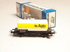 4443 MARKLIN HO-gauge Agip Petroleum Oil Car- Z off the FS