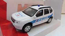 Renault Dacia Police Mondo Motors 1/43 Neuf boite d'origine