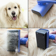 NEW Self-Cleaning Dog Brush For Golden Retriever - Heavy Duty