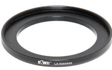 Canon Powershot SX500 SX510 IS Lens / Filter Adapter Ring 52mm Metal SX520 NEW