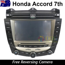8 inch HONDA ACCORD/EURO 03-07 7TH GEN Car DVD GPS Stereo Player Head Unit