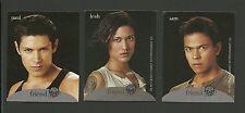 Twilight Saga Julia Jones  Alex Meraz Chaske Spencer Leah Paul Sam Fab Card LOT