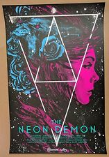 "Neon Demon (2016​) ""The Real Lolita Rides Again"" Nikita Kaun Variant 36x24 x/66"