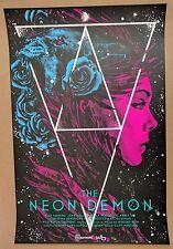 "Neon Demon (2016) ""The Real Lolita Rides Again"" Nikita Kaun Variant 36x24 x/66"