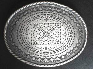 Gürtelschnalle NEU für 4cm GÜRTEL Metall WECHSELSCHNALLE Mittelalter STABIL Top#