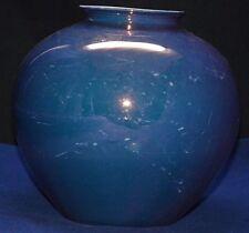 HISPANO MORESQUE Spain Iridescent Purple Mirrored finish Porcelain Vase 1055/3
