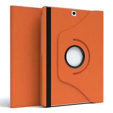 """Para Samsung Galaxy Tab s2 9,7"""" funda protectora Tablet bolsa estuche 360 ° grado Orange"""