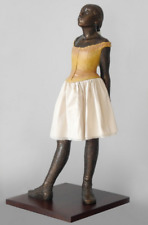 LA PETITE DANSEUSE DE 14 ANS GRAND MODELE 99cm  edgar Degas  collection museum