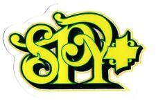 Spy Optic Sunglasses Skateboard Sticker - Yellow skate snow surf bmx moto-x mx