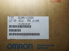 Omron 3G3MV-C2055 Controllers 7.5HP 230V 3 PHASE 25A OUTPUT soft start