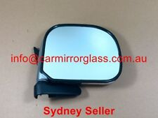 NEW DOOR MIRROR FOR TOYOTA HIACE 1989 - 1993  RIGHT DRIVER SIDE (CHROME)