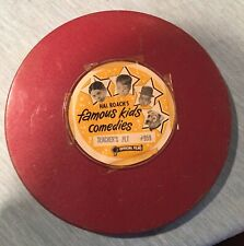 Vintage Film:  Teacher's Pet 16mm B&W sound film, Our Gang, young Jackie Cooper